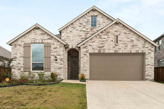 2143 Brookside Drive, Royse City, TX 75189 (MLS #14692046) :: The Russell-Rose Team