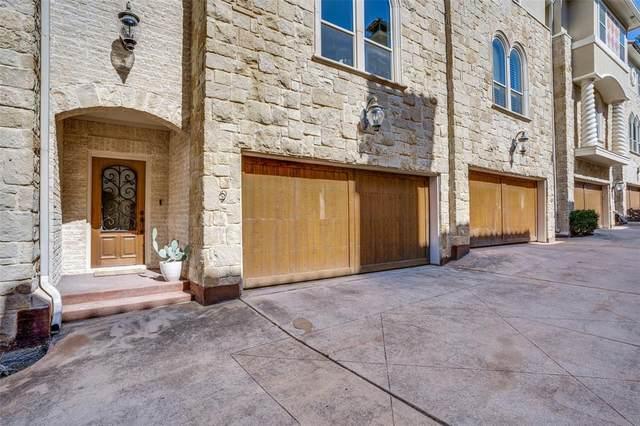 3907 Cole Avenue #9, Dallas, TX 75204 (MLS #14692069) :: The Tierny Jordan Network