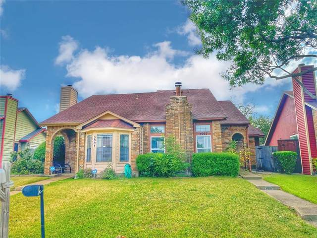 5007 Clover Haven Street, Dallas, TX 75227 (MLS #14692071) :: The Russell-Rose Team