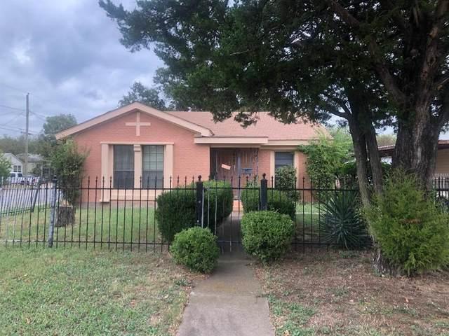 4401 Nolan Street, Fort Worth, TX 76119 (MLS #14692081) :: Epic Direct Realty