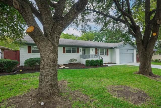 4629 Woodmont Drive, Haltom City, TX 76117 (MLS #14692119) :: Jones-Papadopoulos & Co