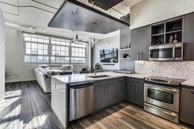 2600 W 7th Street #2554, Fort Worth, TX 76107 (MLS #14692133) :: Trinity Premier Properties