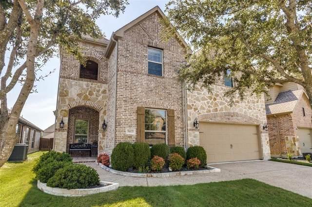 5613 Granada Drive, Mckinney, TX 75071 (MLS #14692140) :: Real Estate By Design