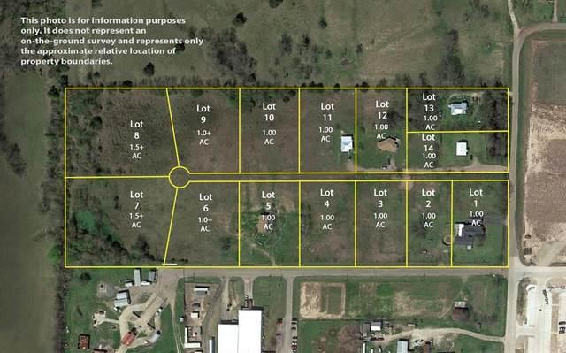 525 County Road 3502 C, Sulphur Springs, TX 75482 (MLS #14692149) :: The Chad Smith Team