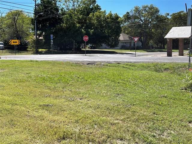 2.37 ac Fannin Street, Greenville, TX 75401 (MLS #14692155) :: The Kimberly Davis Group