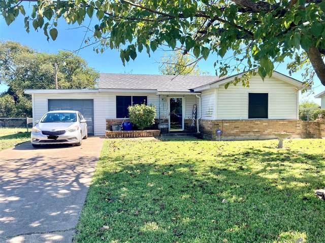 1317 S Medora Street, Terrell, TX 75160 (MLS #14692166) :: RE/MAX Pinnacle Group REALTORS