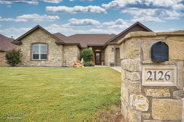 2126 Bunker Hill Drive, Abilene, TX 79601 (MLS #14692168) :: The Kimberly Davis Group