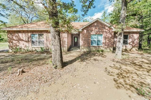 507 Creekside Drive, Bowie, TX 76230 (MLS #14692174) :: Trinity Premier Properties