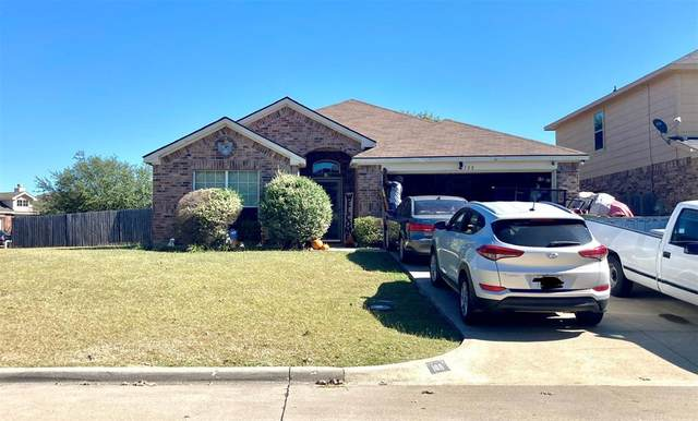 108 Jackson Drive, Terrell, TX 75160 (MLS #14692179) :: Real Estate By Design