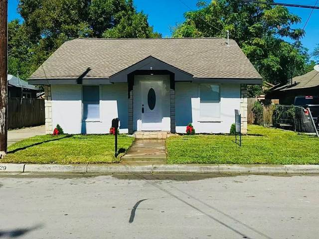 2629 Mclemore Avenue, Fort Worth, TX 76111 (MLS #14692181) :: The Hornburg Real Estate Group