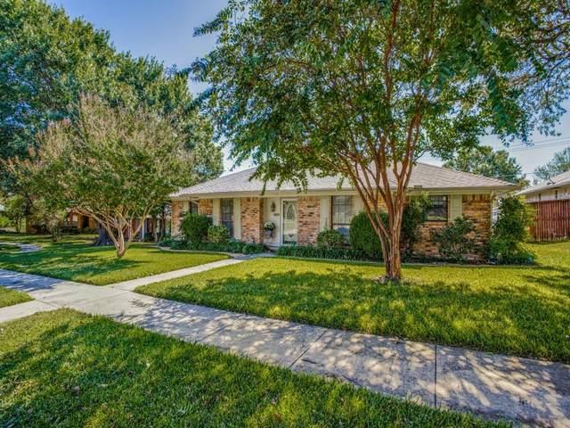2515 Pepper Tree Circle, Mckinney, TX 75072 (MLS #14692185) :: VIVO Realty