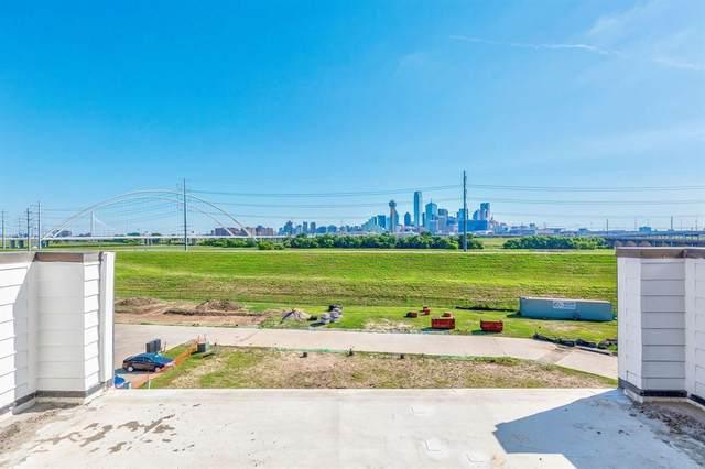 381 E Greenbriar #103, Dallas, TX 75203 (MLS #14692187) :: Real Estate By Design