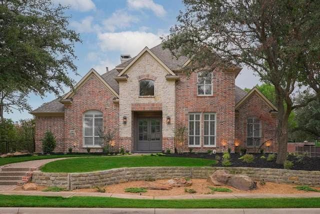 5397 Breckenridge Court, Frisco, TX 75034 (MLS #14692188) :: 1st Choice Realty