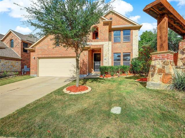 603 Cedarview Drive, Garland, TX 75040 (MLS #14692189) :: The Chad Smith Team