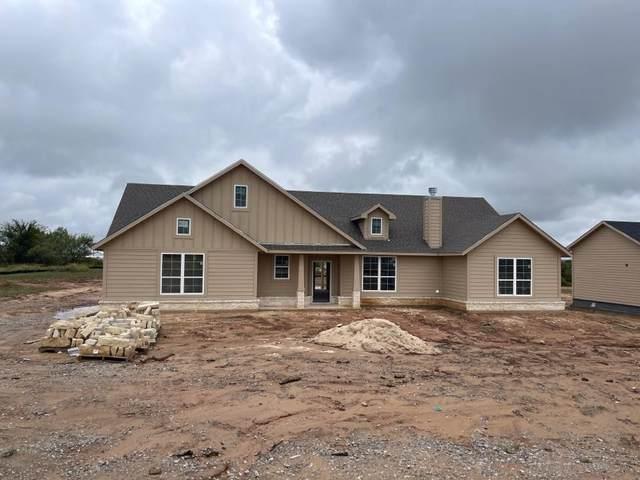 1011 Northern Oaks Court, Springtown, TX 76082 (MLS #14692206) :: Trinity Premier Properties