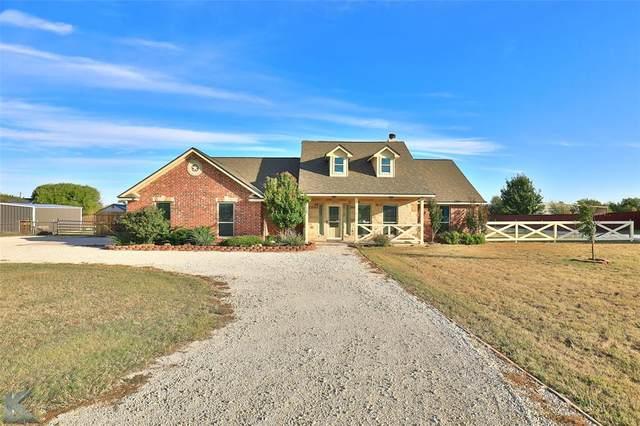 118 Sanford Lane, Abilene, TX 79602 (MLS #14692223) :: The Chad Smith Team