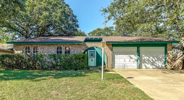 2800 Bent Tree Lane, Arlington, TX 76016 (MLS #14692227) :: 1st Choice Realty