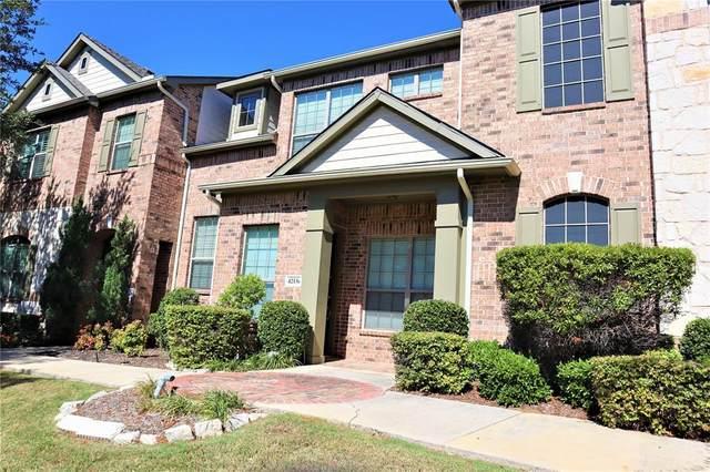 4213 Swan Forest Drive B, Carrollton, TX 75010 (MLS #14692249) :: Trinity Premier Properties