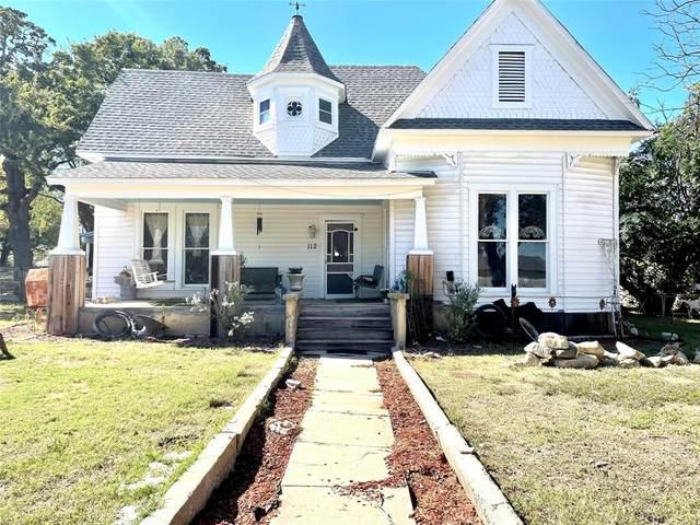 112 S Evans Street, Boyd, TX 76023 (MLS #14692262) :: Trinity Premier Properties