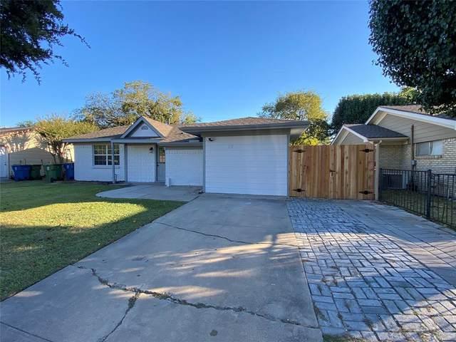 530 Ridgecrest Drive, Lewisville, TX 75067 (MLS #14692270) :: Trinity Premier Properties