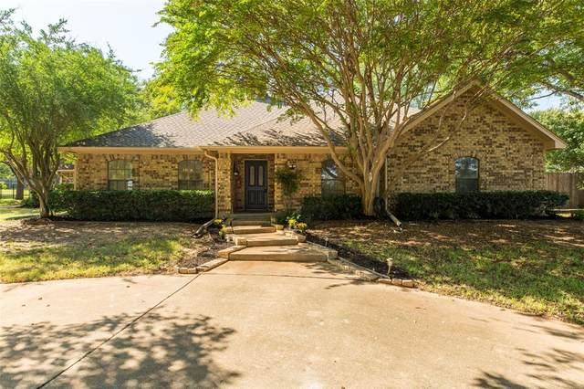 1660 Ottinger Road, Keller, TX 76262 (MLS #14692284) :: DFW Select Realty