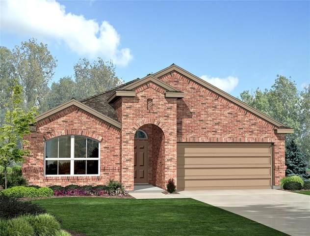 2409 Matador Ranch Drive, Weatherford, TX 76087 (MLS #14692287) :: Potts Realty Group