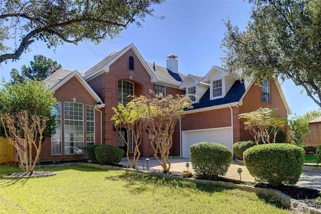 107 Heneretta Drive, Hurst, TX 76054 (MLS #14692332) :: Epic Direct Realty
