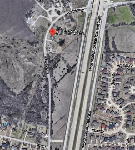 7106 Liberty Grove, Rowlett, TX 75089 (MLS #14692343) :: The Chad Smith Team