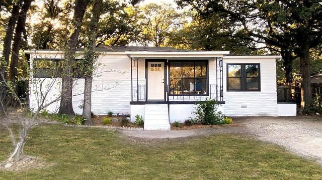 5820 Capital Street, Forest Hill, TX 76119 (MLS #14692371) :: The Kimberly Davis Group