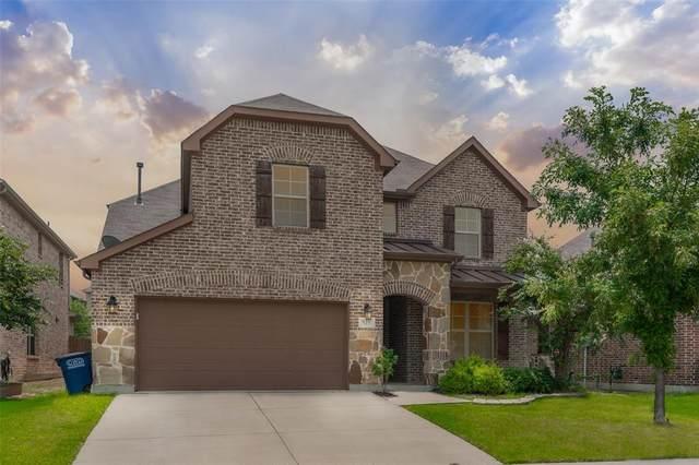 525 Sundrop Drive, Little Elm, TX 75068 (MLS #14692372) :: VIVO Realty