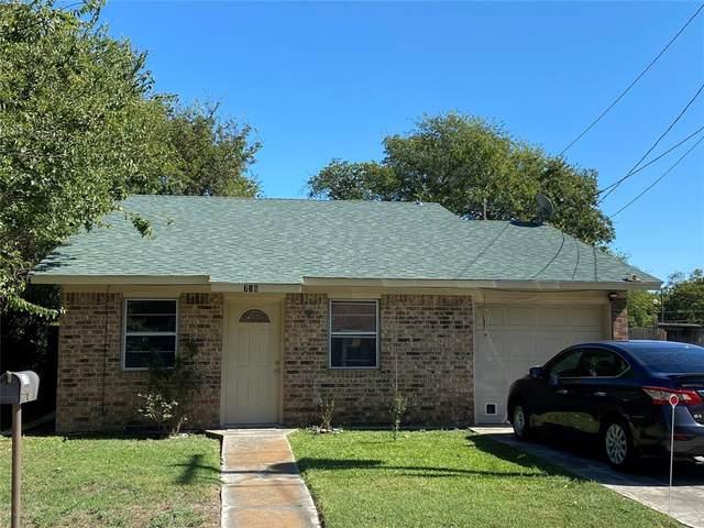 716 Mill Street, Gainesville, TX 76240 (MLS #14692376) :: NewHomePrograms.com