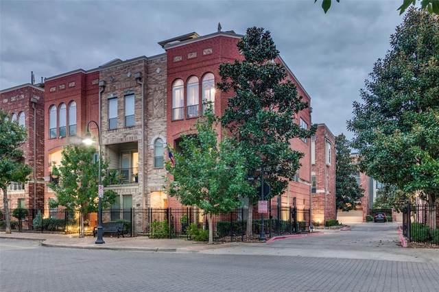 2216 Marilla Street, Dallas, TX 75201 (MLS #14692397) :: The Mitchell Group