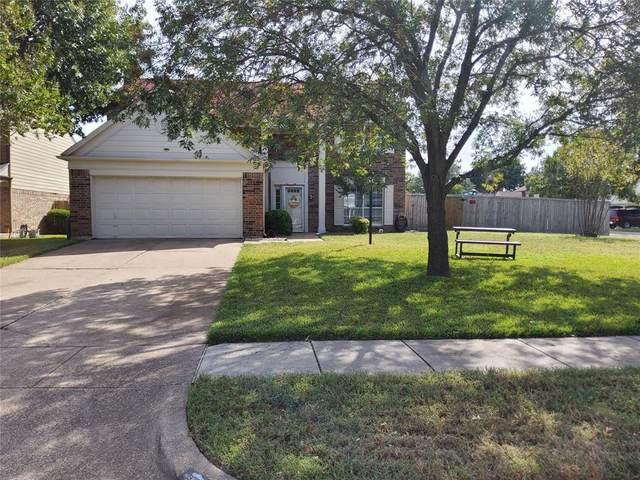 403 Newberry Street, Grand Prairie, TX 75052 (MLS #14692406) :: Trinity Premier Properties