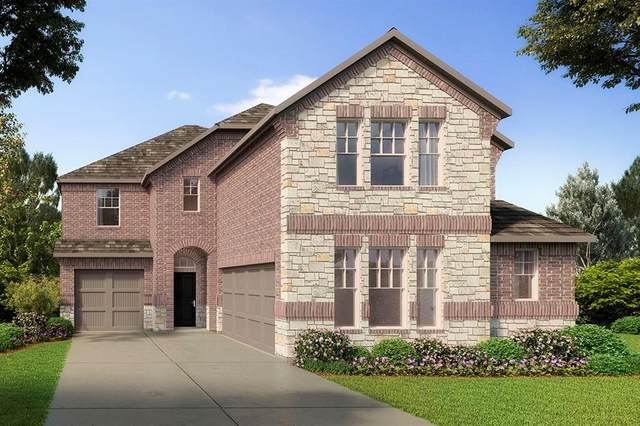 3636 Rainwater Trail, Grand Prairie, TX 76065 (MLS #14692412) :: Trinity Premier Properties