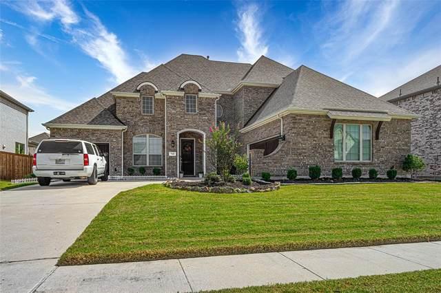 7516 Clear Rapids Drive, Mckinney, TX 75071 (MLS #14692418) :: The Tierny Jordan Network