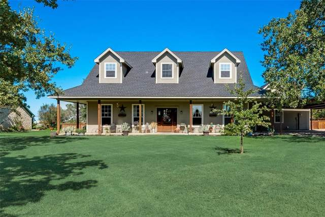 1243 Cr 306A, Rainbow, TX 76077 (MLS #14692429) :: The Hornburg Real Estate Group