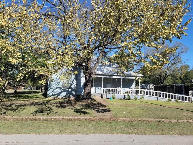 600 E Milam Street, Ennis, TX 75119 (MLS #14692432) :: The Hornburg Real Estate Group