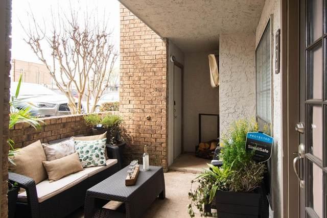 6108 Abrams Road #404, Dallas, TX 75231 (MLS #14692449) :: DFW Select Realty