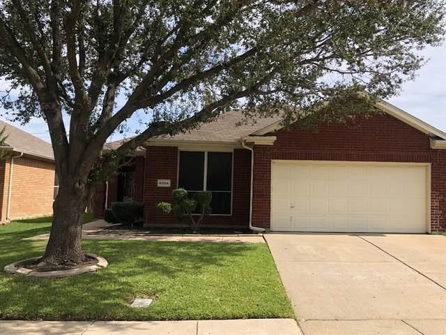 6004 Big Flat Drive, Fort Worth, TX 76131 (MLS #14692455) :: Jones-Papadopoulos & Co