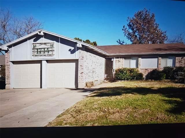 1714 N Yale Drive, Garland, TX 75042 (MLS #14692466) :: 1st Choice Realty