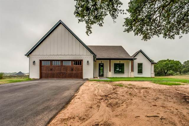4306 Tin Top Road, Weatherford, TX 76087 (MLS #14692495) :: 1st Choice Realty