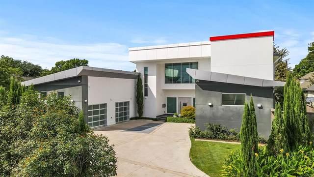 6007 Burgundy Road, Dallas, TX 75230 (MLS #14692525) :: Beary Nice Homes