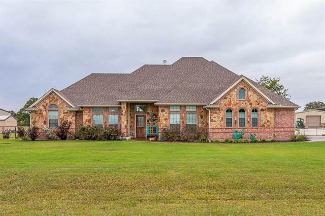 107 Colton Drive, Weatherford, TX 76087 (MLS #14692558) :: Justin Bassett Realty
