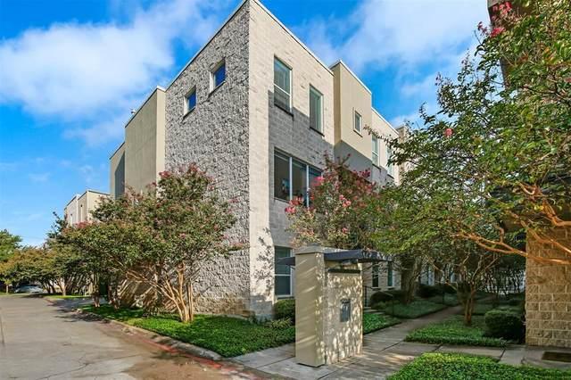 4312 Mckinney Avenue #6, Dallas, TX 75205 (MLS #14692577) :: Premier Properties Group