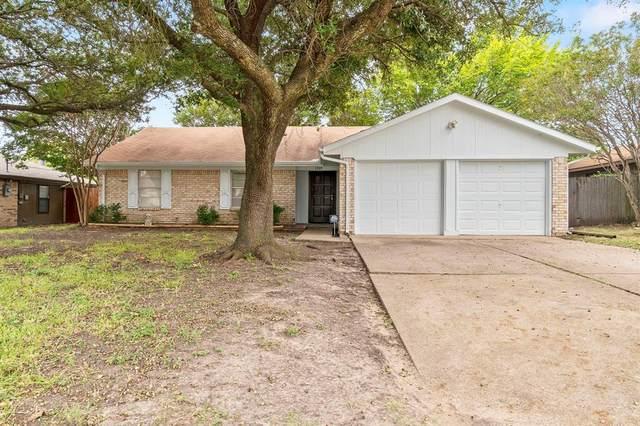 1309 Duvall Drive, Mesquite, TX 75149 (MLS #14692580) :: The Good Home Team