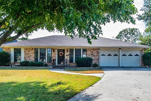 920 Western Trail, Keller, TX 76248 (MLS #14692582) :: DFW Select Realty