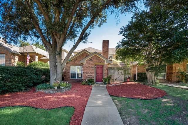 1734 E Peters Colony Road, Carrollton, TX 75007 (MLS #14692591) :: Justin Bassett Realty
