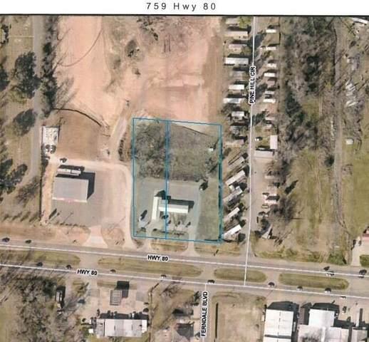 759 Highway 80, Haughton, LA 71037 (MLS #14692592) :: Lisa Birdsong Group   Compass
