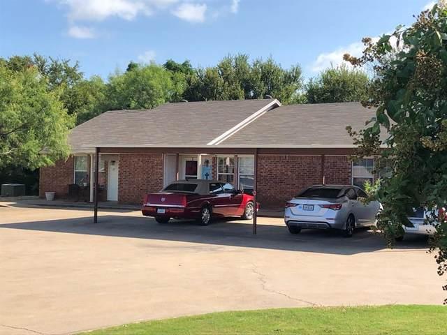 1415 N Meadows, Granbury, TX 76048 (MLS #14692631) :: The Krissy Mireles Team