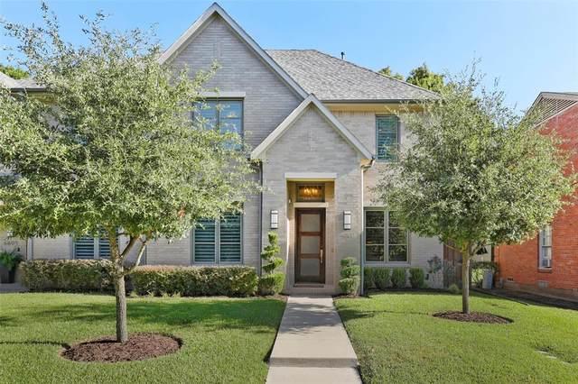 6811 Del Norte Lane, Dallas, TX 75225 (MLS #14692644) :: HergGroup Dallas-Fort Worth